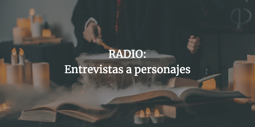 Entrevistas Harry Potter